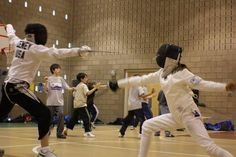 Fencing for Beginners Colorado Springs, CO #Kids #Events