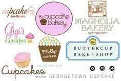 cupcake logos