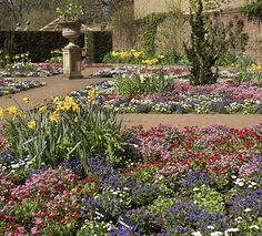 Best UK gardens to visit  - housebeautiful.co.uk
