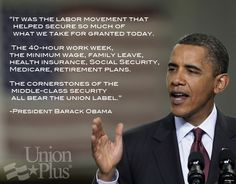 President Obama on Labor Day 2010: The Fight for America's Workers Continues