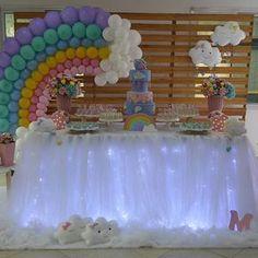 Chuva de Amor Decor adorável!!! Por @2gdecoracoes #chuvadeamor #festachuvadeamor #loverainparty #festainfantil #festademenina #maedemenina #maededois #festalinda #festaspersonalizadas #fiestasinfantiles #decoracaofestainfantil #festamenina #cute #love #like #happy #followme