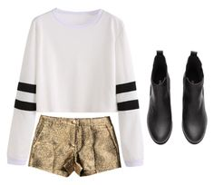 """""""Chic Sporty"""" by girlygirl1505 ❤ liked on Polyvore featuring Michael Kors"""