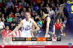 RedTheos24: Highlights: FC Barcelona-Olympiacos Piraeus (video...