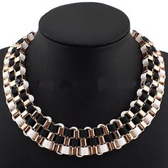 Choker Chunky Necklaces CE1331 4 colors