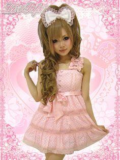 Dress from Laparfait, 19800 Yen.