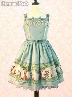 Bambi Dress from Innocent World