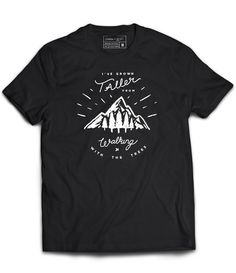 Walking With The Trees Tee