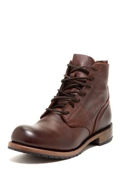Vintage Boot Company Frederic Chocolate Chukka Sport Ankle Boot