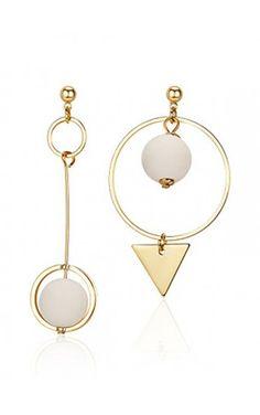 Ear Jewelry, Cute Jewelry, Beaded Jewelry, Jewelry Accessories, Jewelry Design, Jewellery, Earrings Handmade, Women's Earrings, Handmade Jewelry