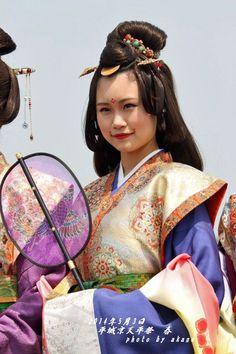 2014 平城京 天平祭り 春