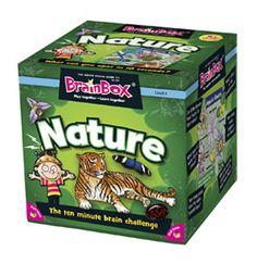 Brainbox Natuur in NL-versie verkrijgbaar!