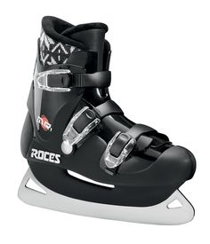 """MR 1 • HGPU shell and cuff • Nylon """"Intelligent Tongue"""" • Three micro-adjustable buckles closure system • Removable anatomic thermal-insulation liner • Removable anatomic footbed • Carbon steel """"PROTEO"""" blade Come and see more at shop.roces.com"""