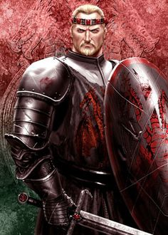 Maegor I Targaryen by Amok©. King Maegor I Targaryen, also known as Maegor the Cruel, was the son of King Aegon I Targaryen and Queen Visenya Targaryen. He was the younger half-brother of Aenys I Targaryen. He was the third Targaryen king to sit the Iron Throne.
