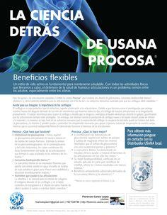 La ciencia detrás de Procosa www.florencio.usana.com https://sites.google.com/view/saludylibertad/p%C3%A1gina-principal