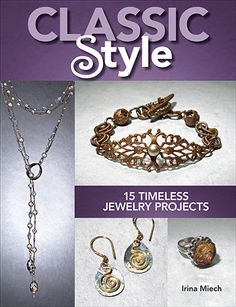 15 Timeless Jewelry Projects for only $9.99!