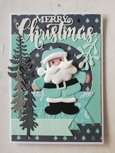 Made by Nicolette Christmas Cards, Xmas, Marianne Design, Paper Crafting, Scrapbooks, Silhouette Cameo, Banners, Stencil, Birthday Cards