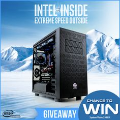 Help me win this Intel Broadwell-E Gaming PC Powered By Intel's 750 SSD - Valued @ $3999 @MwaveAu