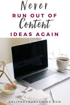 Today I want to help you generate a never ending supply of content ideas that your audience is hungry for so they perk up and pay close attention to you AND your message. Content Marketing Strategy, Business Marketing, Business Tips, Social Media Marketing, Online Business, Marketing Ideas, Email Marketing, Affiliate Marketing, Digital Marketing
