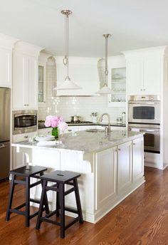 open layout kitchen