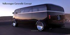 Volkswagen caravelle concept