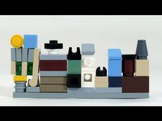How To Build Micro Modular Buildings - YouTube