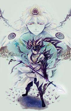 Magi: The Labyrinth of Magic// Ren Hakuryuu