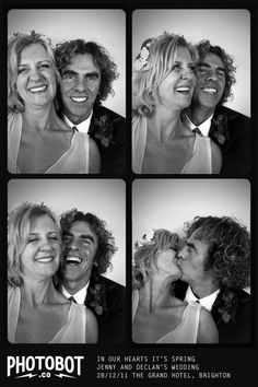 Jenny & Declan were a brilliant bride and groom!