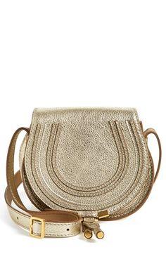 Chlo¨¦ Drew Suede \u0026amp; Leather Shoulder Bag | Leather Shoulder Bags ...