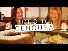 Páscoa: Bolo de Cenoura - Confissões de uma Doceira Amadora - YouTube
