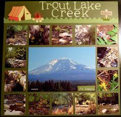 Trout Lake Creek - Scrapbook.com