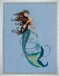Renaissance Mermaid MD-151 pattern