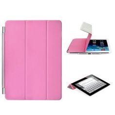 Rosa pink Funda carcasas Smart Cover para Ipad air ipad 5 B00GJEZJZW - http://www.comprartabletas.es/rosa-pink-funda-carcasas-smart-cover-para-ipad-air-ipad-5-b00gjezjzw.html