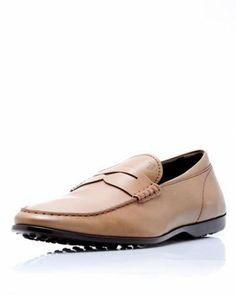 Tod's Genuine Leather Loafers - Loafers - Shoes at Viomart.com