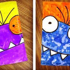 Kindergarten – Art Projects for Kids