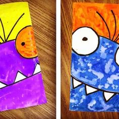 Kindergarten – Art Projects for Kids
