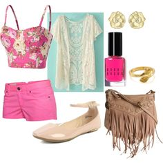 """""""Summer Song"""" by allyclaire on Polyvore"""