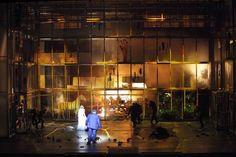 Götterdämmerung at the Bayerische Staatsoper: twilight of a fire lit musical d'artifice