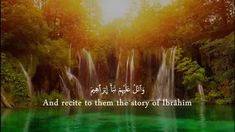 This is a beautiful Quran recitation from surah Ash-Shu'ara by munshid Muhammad al Muqit. The verses are about the story of Prophet Ibrahim and how he tried . Jeremy Camp, How The Universe Works, Meditation, Quran Recitation, Plitvice Lakes National Park, Abraham Hicks Quotes, Best Rock, Law Of Attraction, Life Is Good