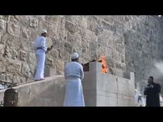Third Temple Altar Dedication in Jerusalem by Activists Music Joachim Heinrich - You Joachim Heinrich - Stjärna Apologies - in the previous video I mentioned. Bible End Times, Bible Verse Background, Revelation 11, Ritual Sacrifice, Third Temple, Jewish Temple, End Times Signs, The Bible Movie, 2 Thessalonians