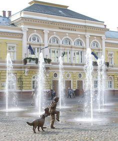 My beautiful home town :)) Szolnok Heart Of Europe, Danube River, Walking In The Rain, Across The Universe, Central Europe, Eastern Europe, Homeland, Romania, Beautiful Places To Visit