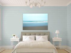Simplicity  Narragansett Beach Rhode Island by PhotographsbyJoules