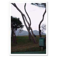 Fotokarte »Hotelanlage« http://dickoepfig.ch/produkt/fotokarte-hotelanlage/ #mallorca #hotel