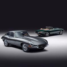 Jaguar Daimler, Type S, Geneva Motor Show, Jaguar E Type, 60th Anniversary, Manual Transmission, Classic Cars, Pairs, March