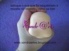Syartes: Pap Técnica de Rosto Modelado Fofuchas
