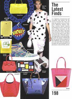 #V73 Star bag sul Vogue Accessory di Maggio #bag #bags #borsa #borse #accessori #accessory #blu #blue #ultramarine #spring #summer #primavera #estate