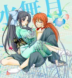 Tags: Anime, Rurouni Kenshin, Himura Kenshin, Kamiya Kaoru