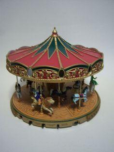 "St. Nicholas Square Village ""Carousel"""