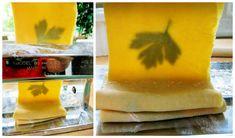 PROUD ITALIAN COOK: Windowpane Pasta for a Celebration!