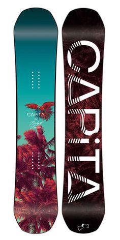 Capita Birds of a Feather Snowboard 2016