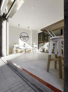 Café La Torta by NAN Arquitectos, Pontevedra – Spain » Retail Design Blog